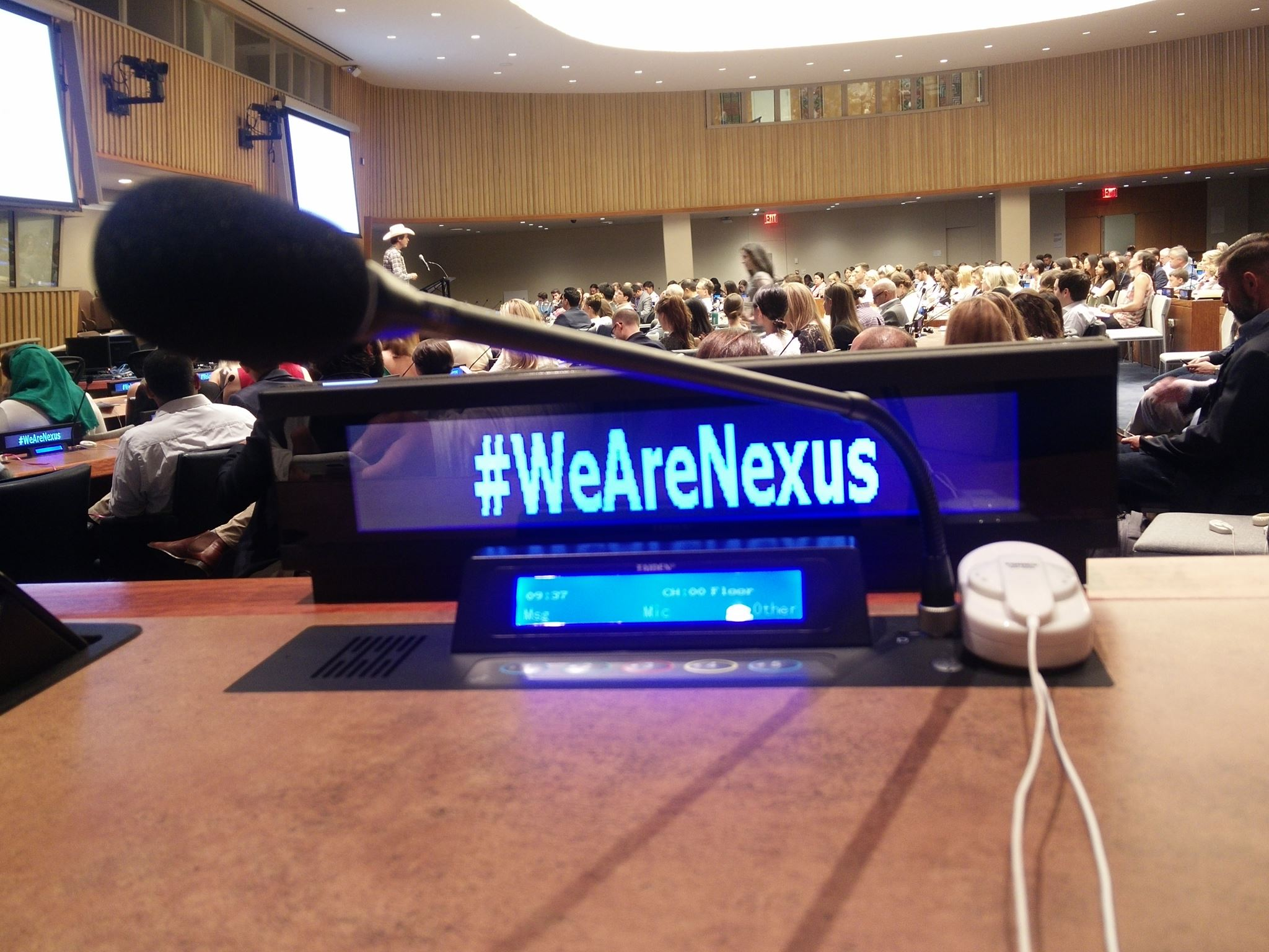 Nexus at UN
