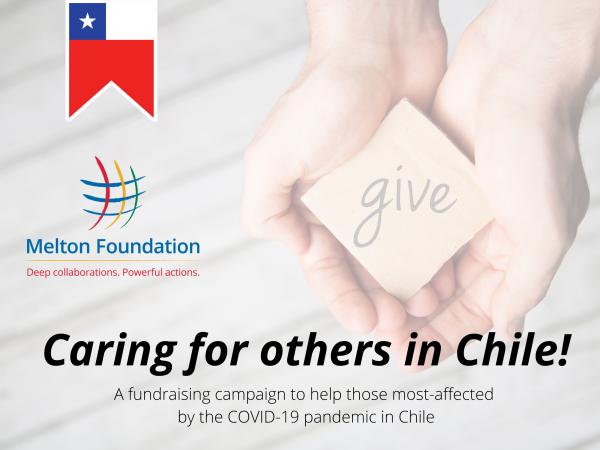 Covid 19 Response Fund Chile Melton Foundation